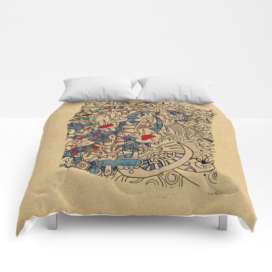 - medieval - Comforters
