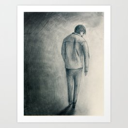 On the Outskirts of My Soul Art Print