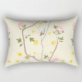 Jenny Chinoiserie  Rectangular Pillow