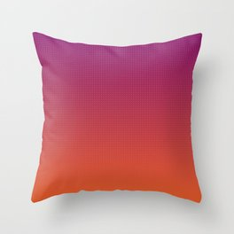 gray boogers Throw Pillow