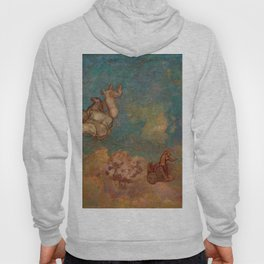 "Odilon Redon ""The Chariot of Apollo"" Hoody"