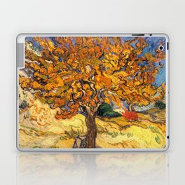 The Mulberry Tree by Vincent van Gogh Laptop & iPad Skin