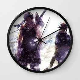 Beyond Death Wall Clock