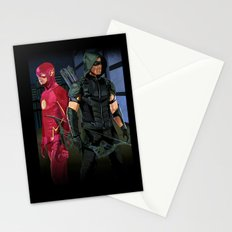 Fastest Arrow Stationery Cards