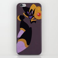 bass iPhone & iPod Skins featuring Bass by JHTY