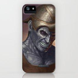 Vulcan god of Fire iPhone Case