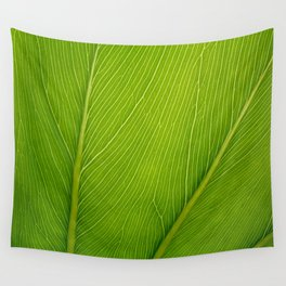 Leaf 01 Wall Tapestry