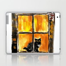 Looking out the Window Laptop & iPad Skin