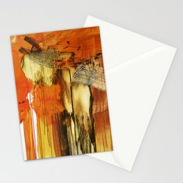 The End Of Darkness Stationery Cards