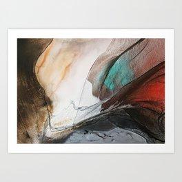 Silent Flight Art Print