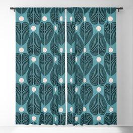 Hjärtblad Blackout Curtain