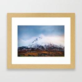 Mount Errigal - Ireland(RR 260) Framed Art Print