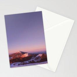 Under a blue sky Stationery Cards