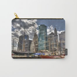 NYC Harbor, south seaport Carry-All Pouch