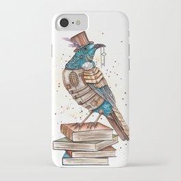 Steampunked Tui iPhone Case