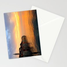 getting asleep Stationery Cards
