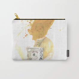 Anti-Portrait with Vinyl The Jam Carry-All Pouch