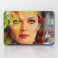 wonder iPad Cases featuring Wonder by Ganech joe