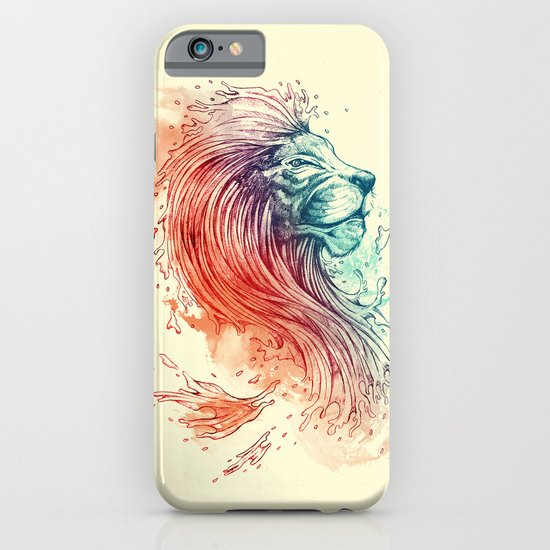 Sea Lion iPhone & iPod Case