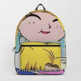 Sailor Moon Eating Backpack
