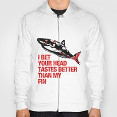 Your head tastes better Hoody