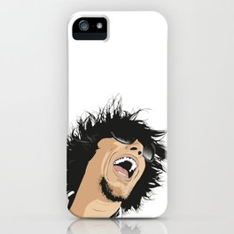 WILD HAIR II iPhone Case