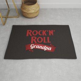 Grandpa Rocks!!! Rug