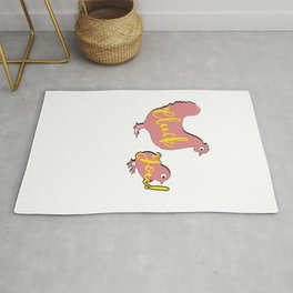 Cluck You! Rug