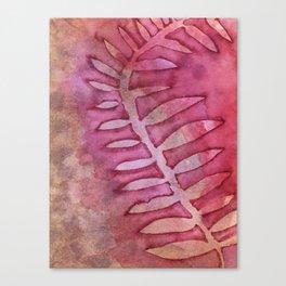 Negative Nature No. 9 Canvas Print