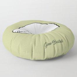 Grimpeur - Bartali cap Floor Pillow