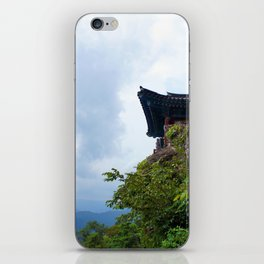 Temple Sasung 5 iPhone Skin