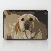 lab iPad Cases featuring Lab Love by Courtney Decker