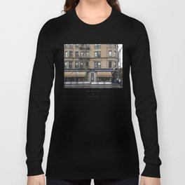 Drinking Sangria in Greenwich Village, NYC Long Sleeve T-shirt