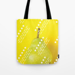 Magic pear Tote Bag