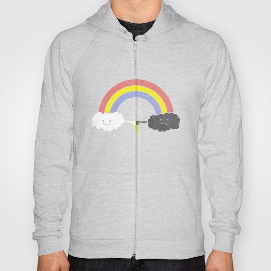 rain bros Hoody