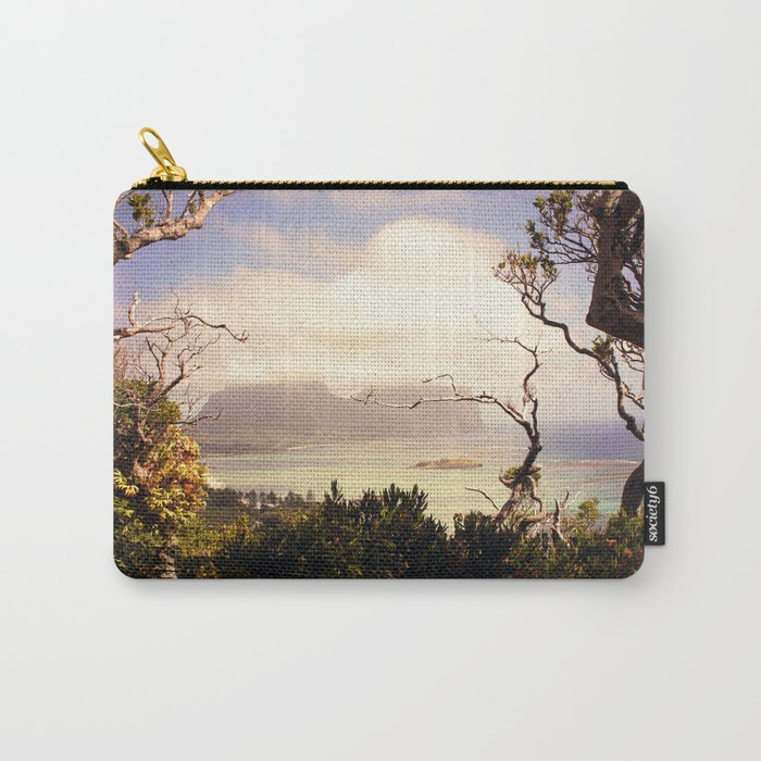 Lord Howe Island, Between Worlds Carry-All Pouch