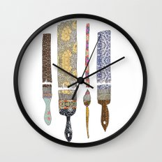 color your life Wall Clock