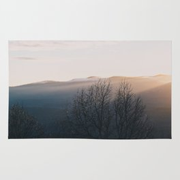North Georgia Mountains 5 Rug