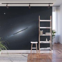 Space galaxy Edge Wall Mural
