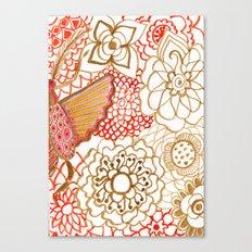 Deliria Canvas Print