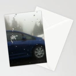 Icy Lens Stationery Cards