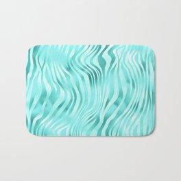 Beatiful Floral Design Bath Mat