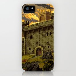 Dragon's Keep iPhone Case