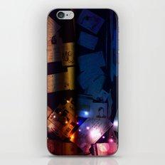 Lights iPhone & iPod Skin
