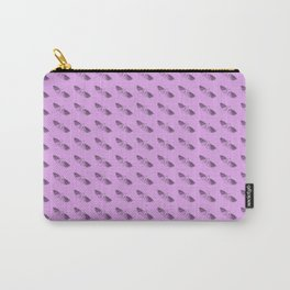 Lilac moth swarm Carry-All Pouch