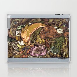 imaginations of mind Laptop & iPad Skin