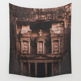 Al-Khazneh, Petra Wall Tapestry