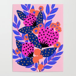 Colour party Poster