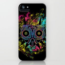Majora iPhone Case