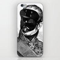 bdsm iPhone & iPod Skins featuring BDSM XXVIII by DIVIDUS